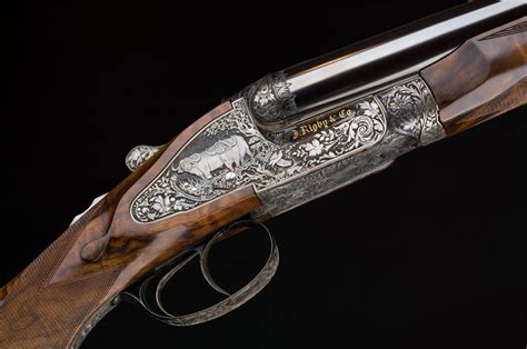 The Godfather Of Gun Engraving  Shooting Sportsman