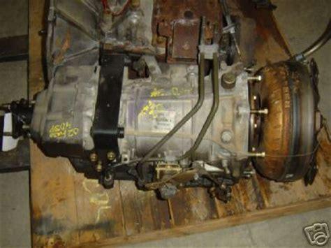 Mitsubishi Fuso Fe Transmission Automatic Aisin Seiki 1999