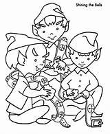 Jingle sketch template