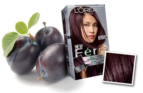 Plum In! Hair Colour Of Yore