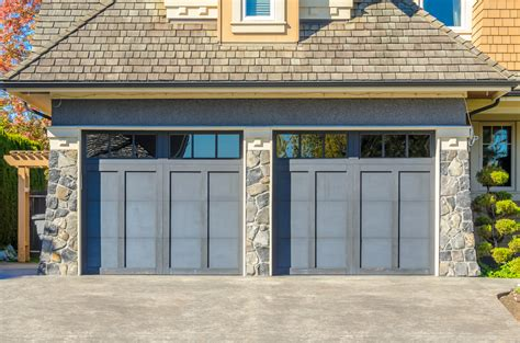 How To Put On Garage Door by Easy Ways To Fix Your Garage Door Diy Home Matters Ahs