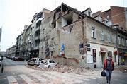 Girl seriously injured in Zagreb earthquake dies | Croatia ...