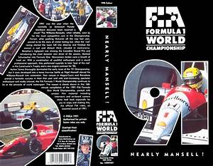Formula 1 Review Dvd  Vcrs