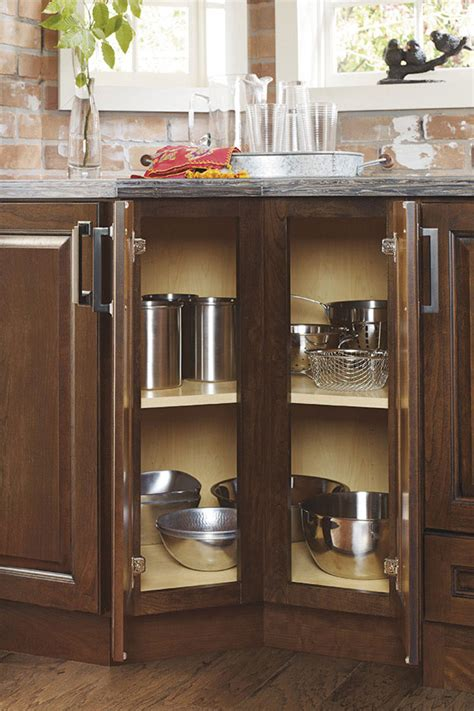 Thomasville Cabinet by Thomasville Specialty Products 135 Degree Base Cabinet