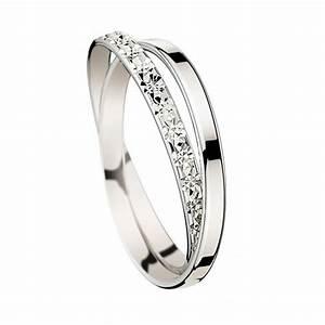 alliance de mariage or blanc With alliance mariage bijouterie