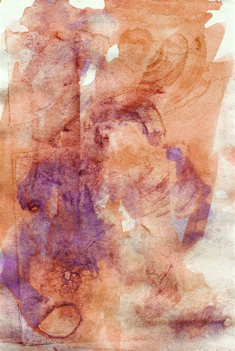Free Beautiful Multi Color Watercolor Texture Texture L+T