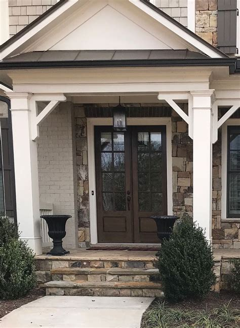 exterior trim color sherwin williams sw natural choice exterior doors stained front door