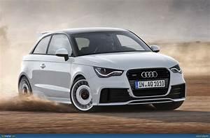Audi A 1 : limited edition audi a1 quattro revealed ~ Gottalentnigeria.com Avis de Voitures