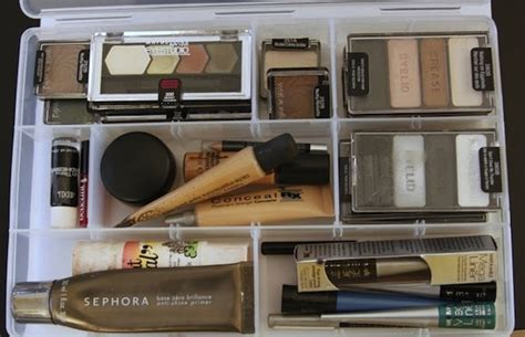 ways to organize your makeup 14 incredibly simple ways to organize your makeup