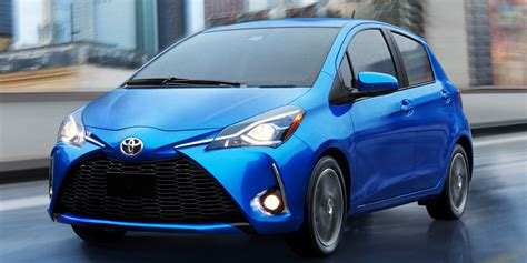 2018  Toyota  Yaris  Vehicles On Display  Chicago Auto