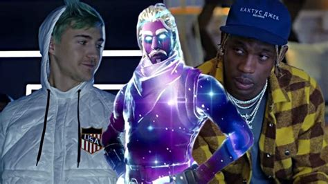 fortnite il nuovo spot  samsung porta  scena ninja