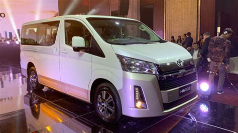 toyota hiace  specs prices features