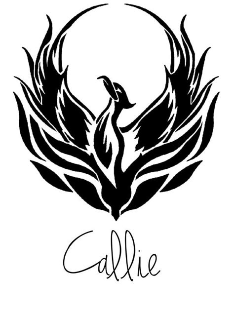 Chibs' wrist tattoo. Celtic style phoenix (concept) for Callie and her name in what would be her