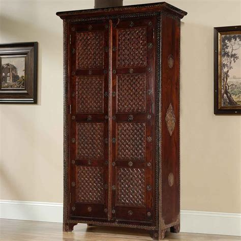 Furniture Armoire Wardrobe by Traditional Empire Wardrobe Armoire Cabinet Accent Furniture