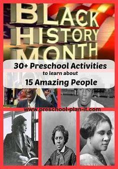 american inventors black history month 475 | b27b047f98415b09697daa7055bb26ba themes for preschool preschool lesson plans