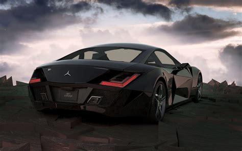 Mercedes BenzCar : Mercedes-benz Sf1 Concept Car
