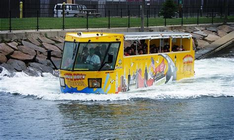 Duck Boats Boston Groupon by Boston Super Tours In Charlestown Ma Groupon