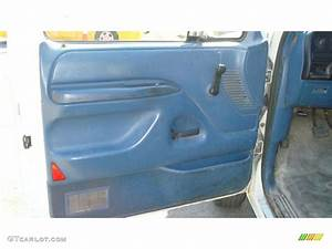 How To Remove The Inside Door Panel On A 1997 Ford F350