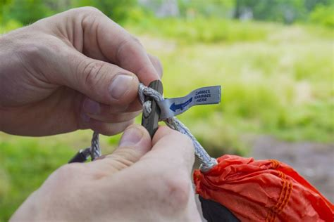 How To Tie Up A Hammock by How To Tie Your Hammock To Anything That Stands Eno
