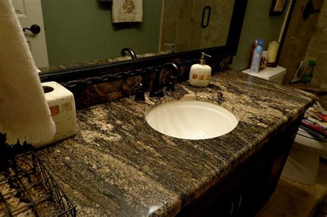 granite bathroom phoenix premier countertop installers