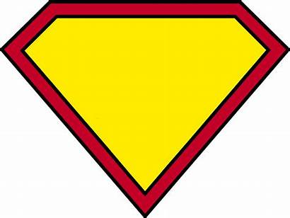 Superman Transparent Clipart Blank Printable Clip Logos