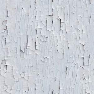 Grey Cracked Paint Seamless Texture. — Stock Photo ...