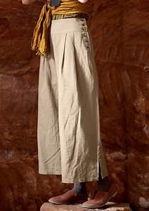 Vêtements En Lin Et Coton : pantalon en coton lin v tements et accessoires porter en 2018 pinterest costura ropa ~ Carolinahurricanesstore.com Idées de Décoration
