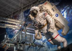 Space Center Houston | Dave Wilson Photography