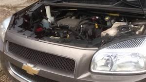 E5ce061 2005 Chevrolet Uplander 3 5 Engine Test
