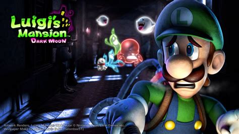 Luigis Mansion 2 Dark Moon Online Multiplayer 4 Youtube