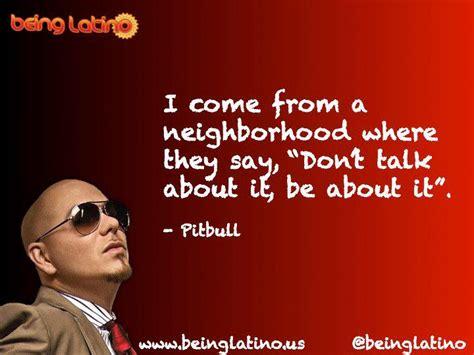 pitbull inspirational quotes quotesgram