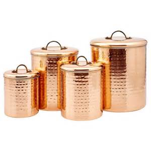 kitchen counter canister sets flour canister 4 shop