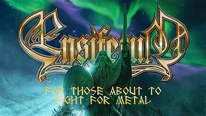 "Ensiferum ""For Those About to Fight for Metal"" (OFFICIAL ...
