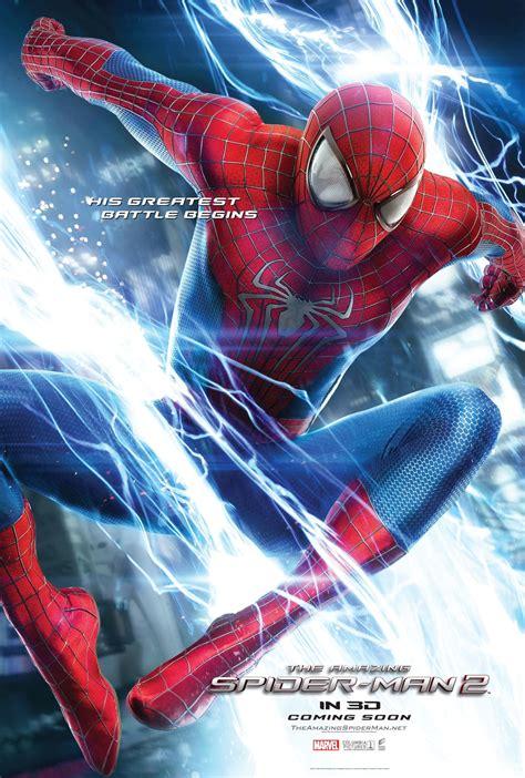 affiche    amazing spider man