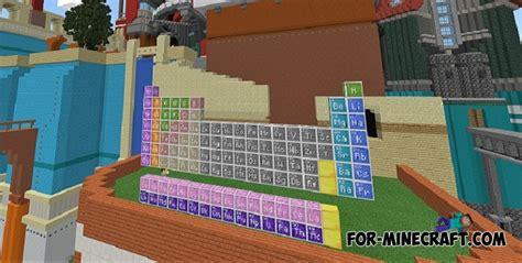 world  chemistry map  minecraft bedrock