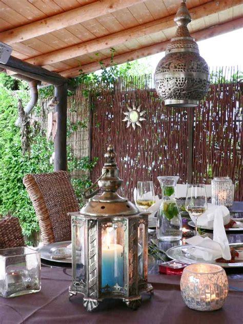 la decoration terrasse parfaite pour lete en  idees