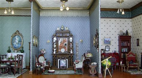 Decorating Ideas Edwardian House by Dolls Houses And Minis The Edwardian Dolls House