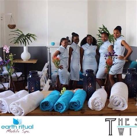 mobil project spa earth ritual mobile spa johannesburg projects photos