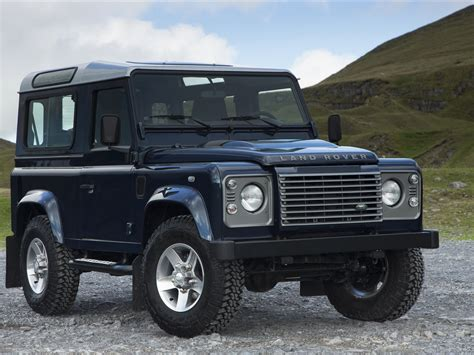 Land Rover Defender 2018 Exotic Car Image 16 Of 44
