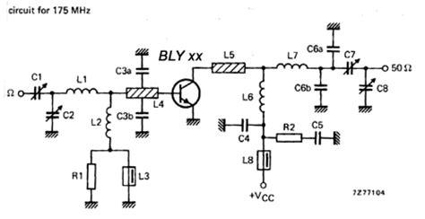 Vhf Linear Ampl Bly