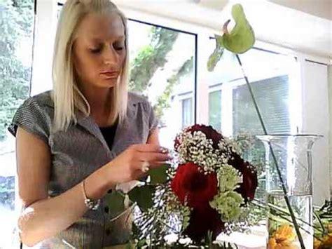 Blumenstrauß Selber Binden Anleitung by Blumenstrau 223 Selber Binden Anleitung