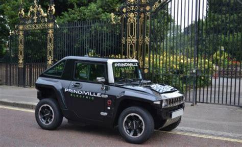 Prindiville Electric Hummer!