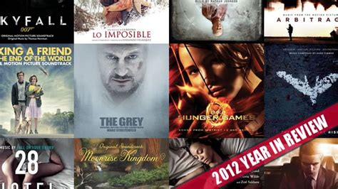 Best Soundtracks by Year In Review The 12 Best Soundtracks And Scores