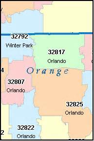 winter garden florida fl zip code map downloads