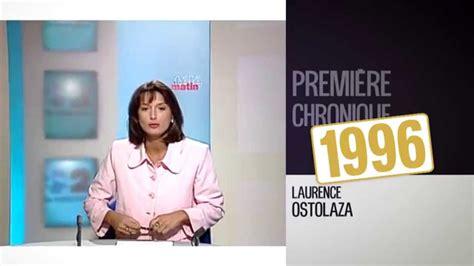 tele matin cuisine 1996 la première chronique de laurence ostolaza