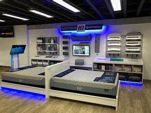 mattress  bedgear debuts  san diego