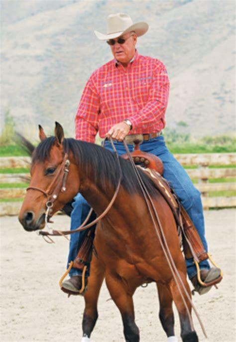 direct approach  neck reining expert advice  horse