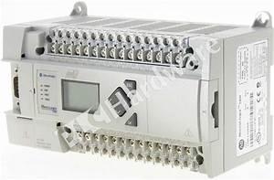 Allen Bradley 1766 A Micrologix 1400 Plc 110  240v