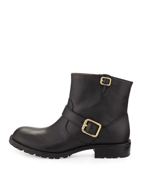 motorcycle ankle boots sale marc by marc jacobs double buckle motorcycle ankle boot black