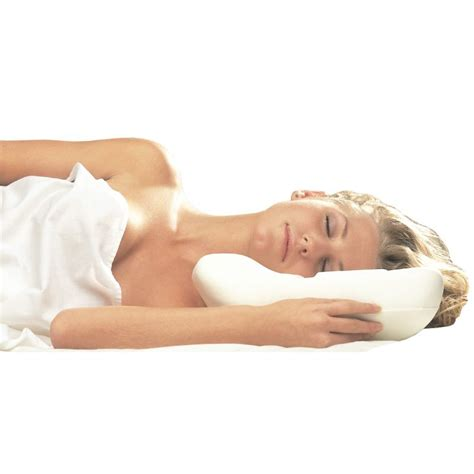 cervical neck pillow putnams cervical neck pillow sports supports mobility